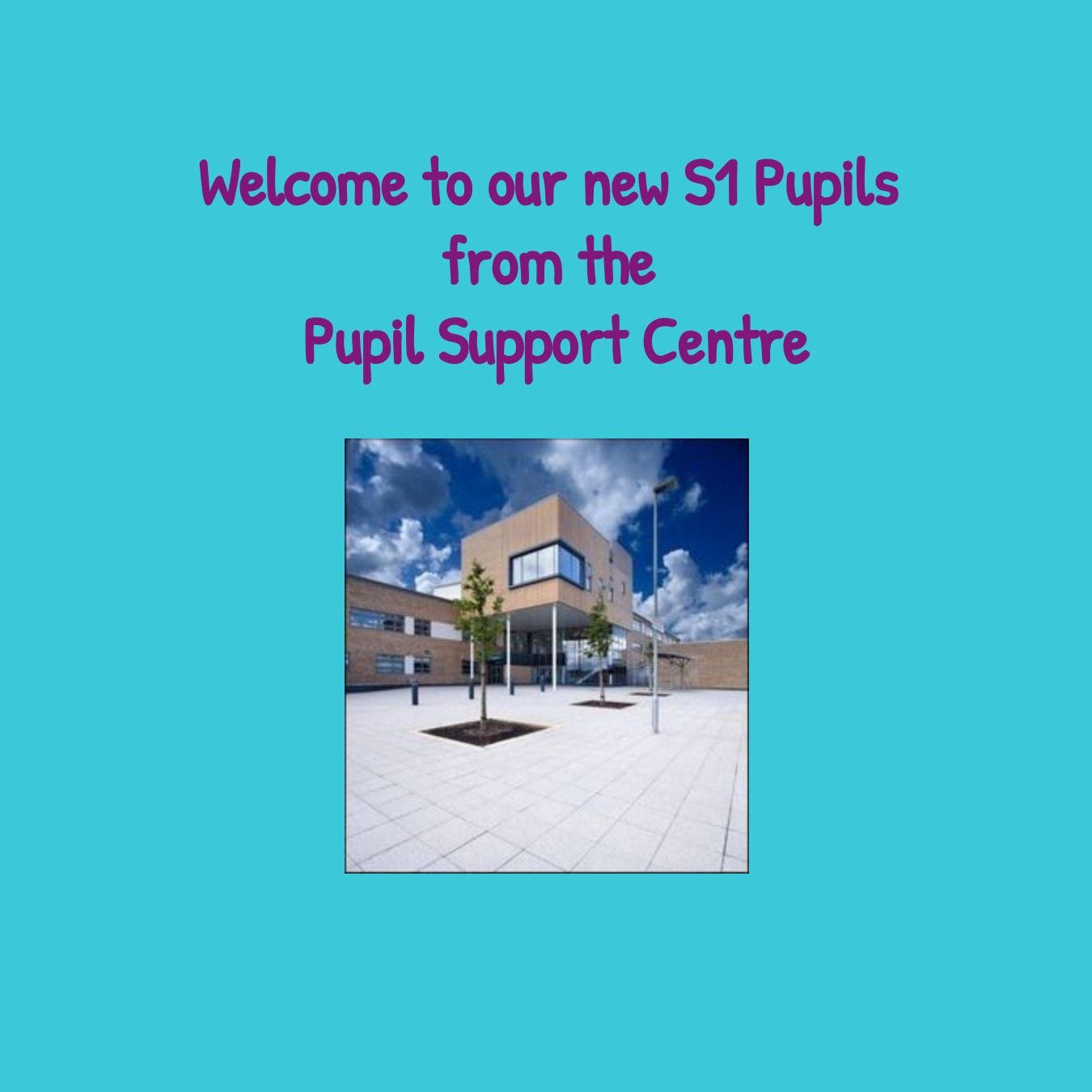 Linwood High Pupil Support Centre