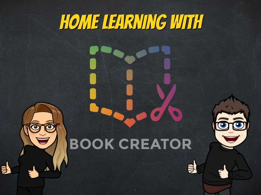 4/28/2020 Home Learning with Book Creator