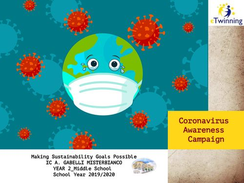 Coronavirus Awareness Campaign_IC A. Gabelli