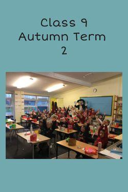 Class 9 Autumn Term 2