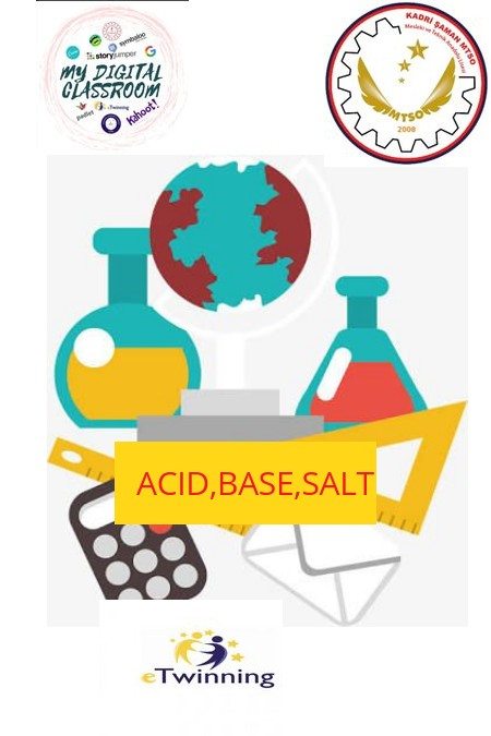 ACID,BASE,SALT