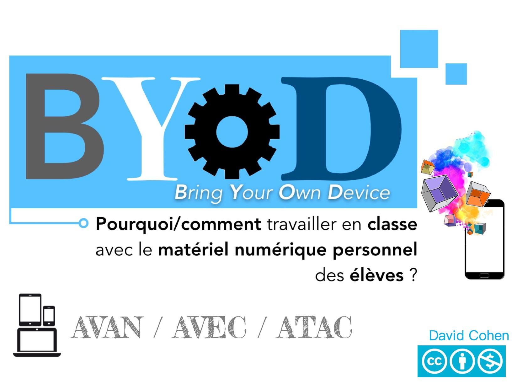 Reflexions autour du BYOD