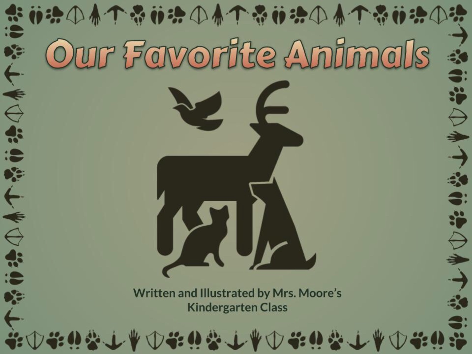 Mrs. Moore's Class: Animals