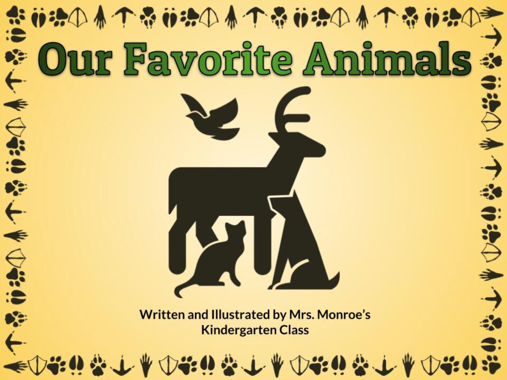 Mrs. Monroe's Class: Animals