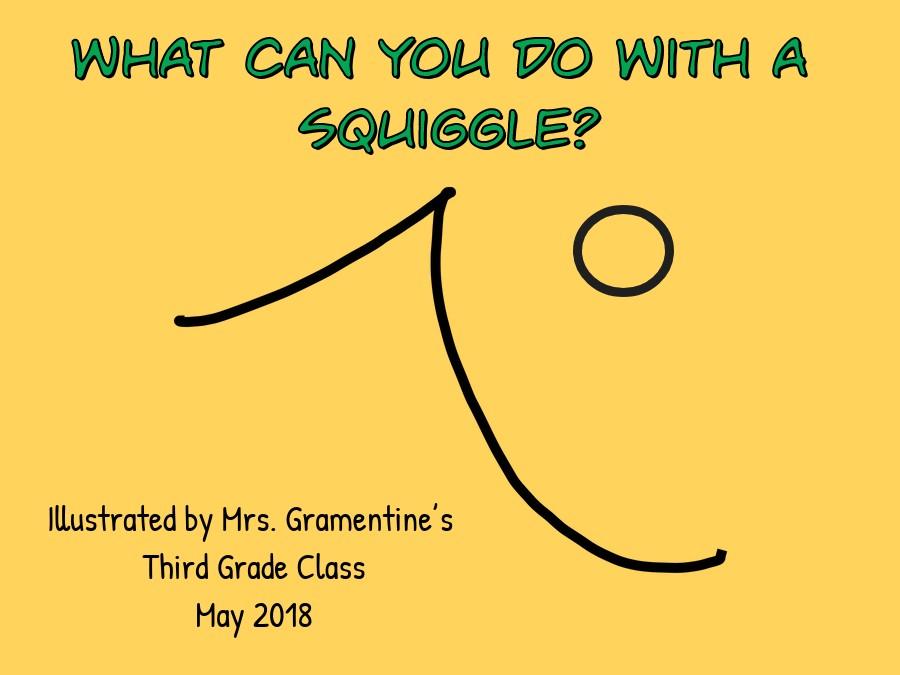 Mrs. Gramentine's Scribble Challenge