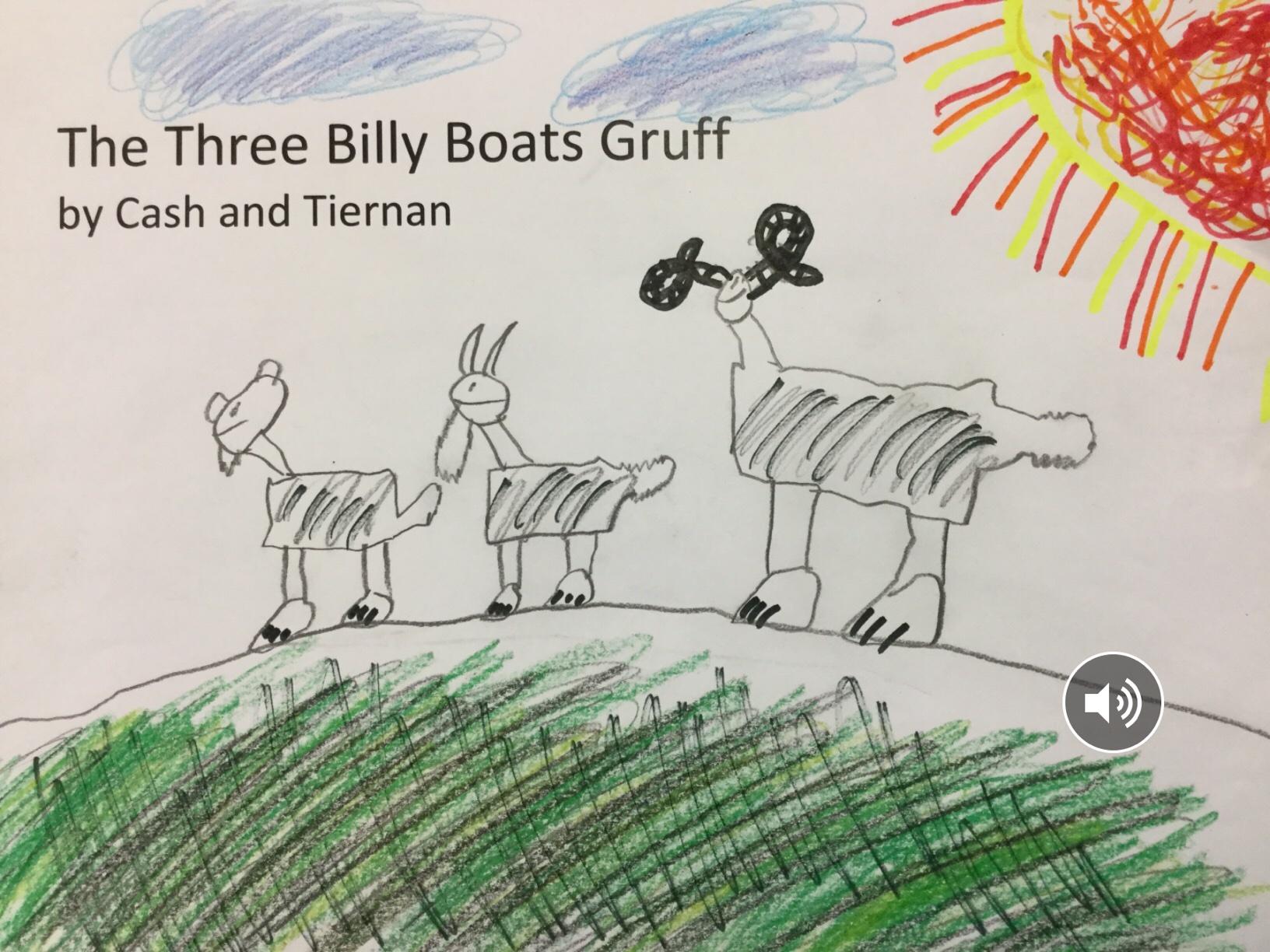 3 Boats Gruff