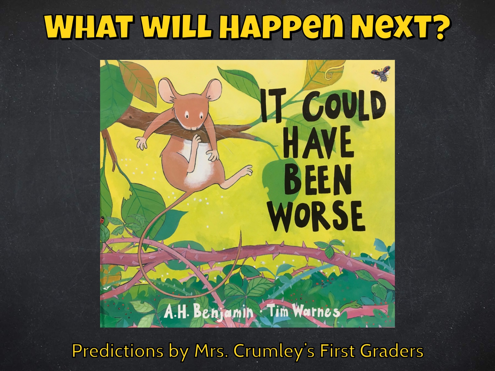 What Happened to the Fox_Mrs. Crumley's Class Predictions