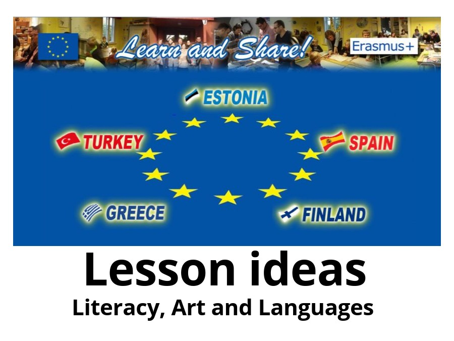 Lesson ideas: Literacy, Art and Languages