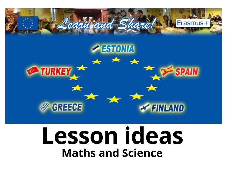 Lesson ideas: Maths and Science