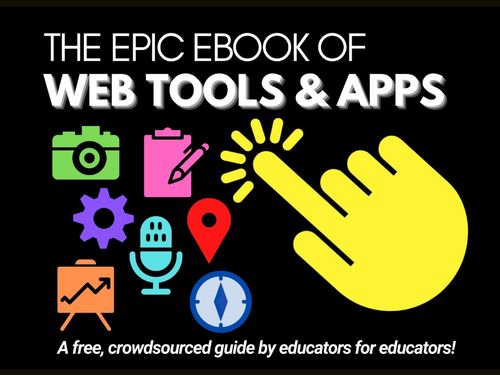 Epic eBook of Web Tools & Apps