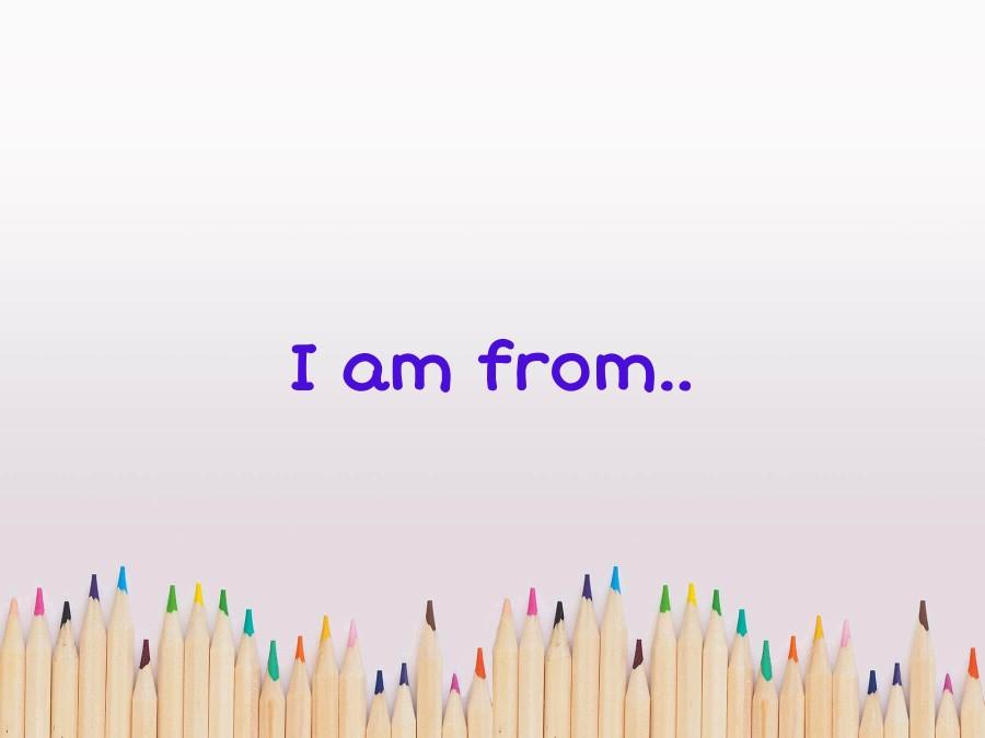 I am from poem (christina)