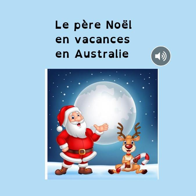 Le père Noël en Australie