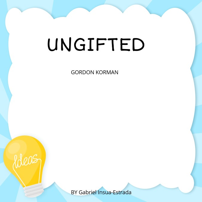 Ungifted Book Review