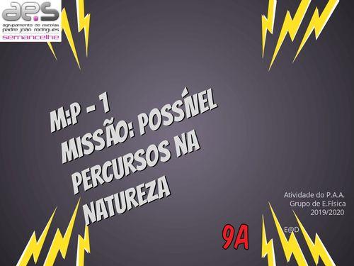 Missão Possível - Percursos na Natureza