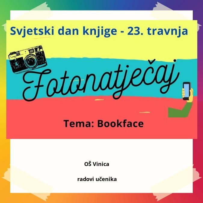 Fotonatječaj - Svjetski dan knjige