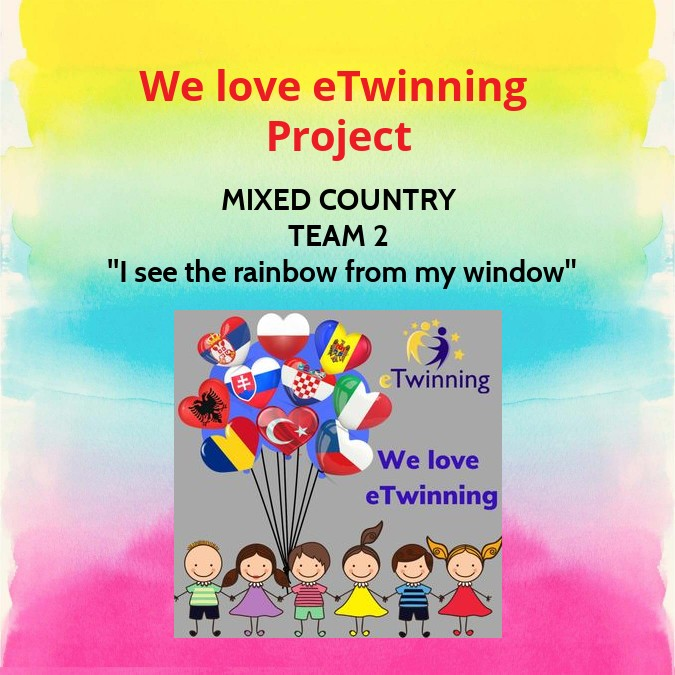 We love eTwinning TEAM 2
