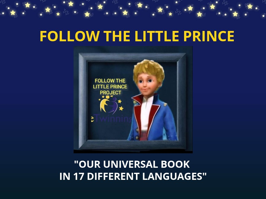 FOLLOW THE LITTLE PRINCE PROJECT