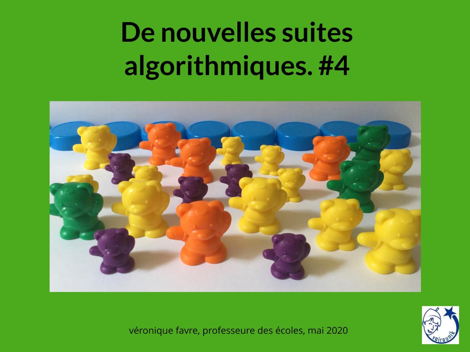 Suites algorithmiques #4