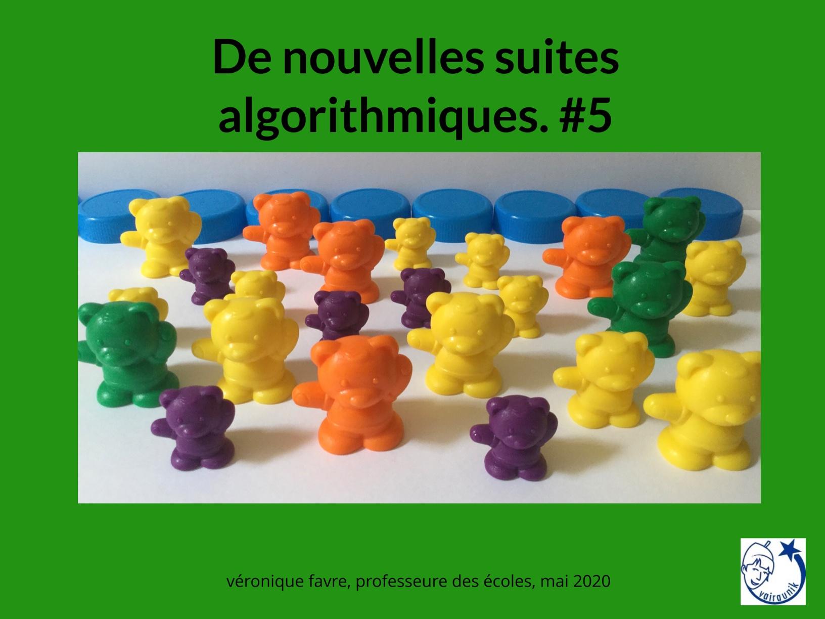 Suites algorithmiques #5