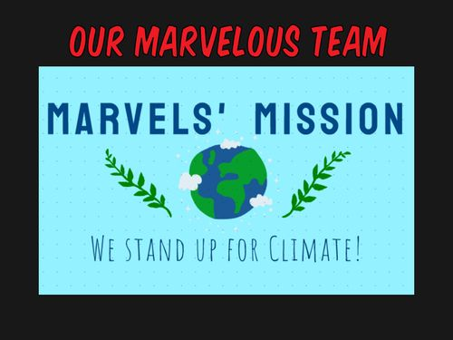 Marvels' Mission Team