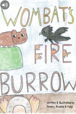 Wombat's Fire Burrow