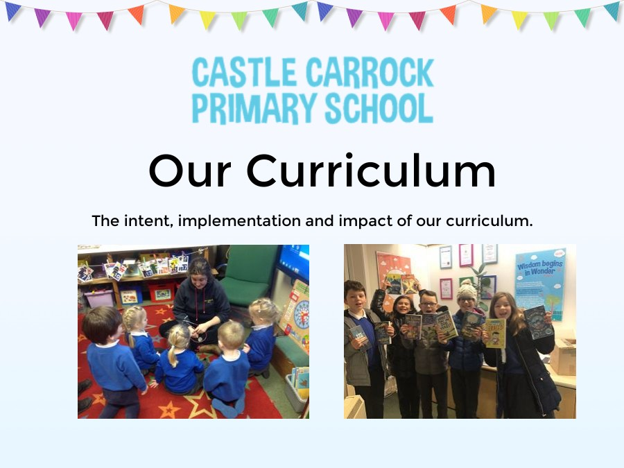 Castle Carrock School Curriculum