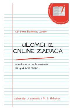 Ulomci iz online zadaća