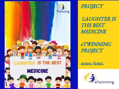 Project LAUGHTER IS THE BEST MEDICINE