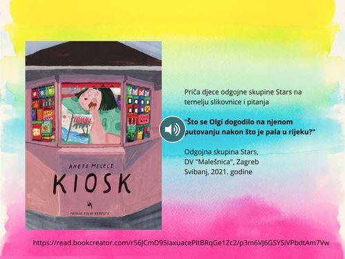 Kiosk - Što je Olga radila kad je pala u vodu