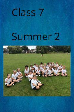 Class 7 Summer Term 2