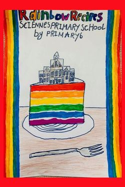 P6 Rainbow Recipe Book