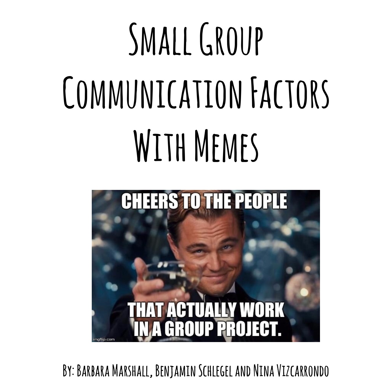 Small Group Communication Factors
