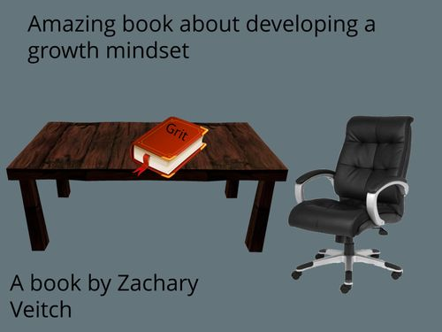 An Amazing Book About Developing A Growth Mindset