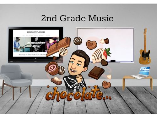 2nd Grade Music