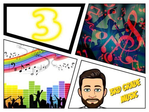 3rd Grade Music 2.0