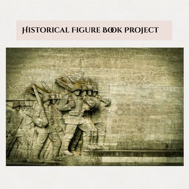 Historical Figure Book Project
