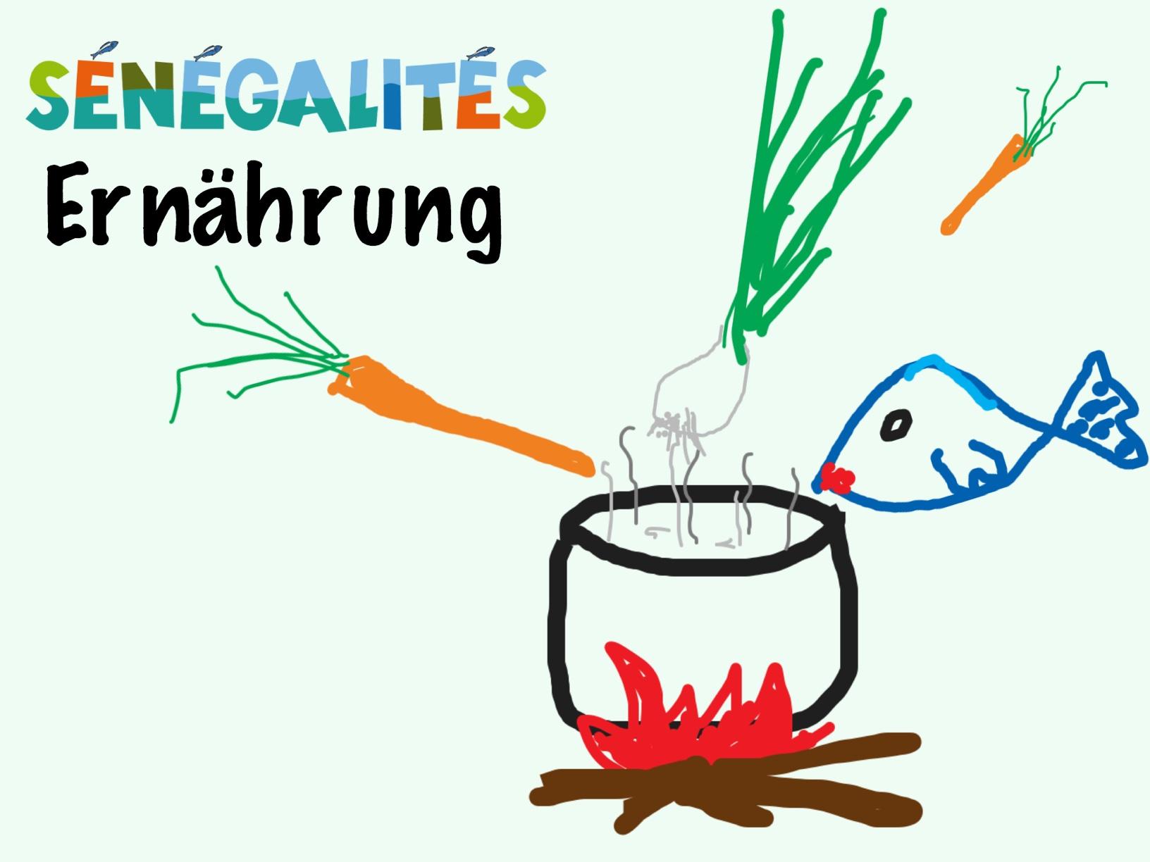 Sénégalités - Ernährung
