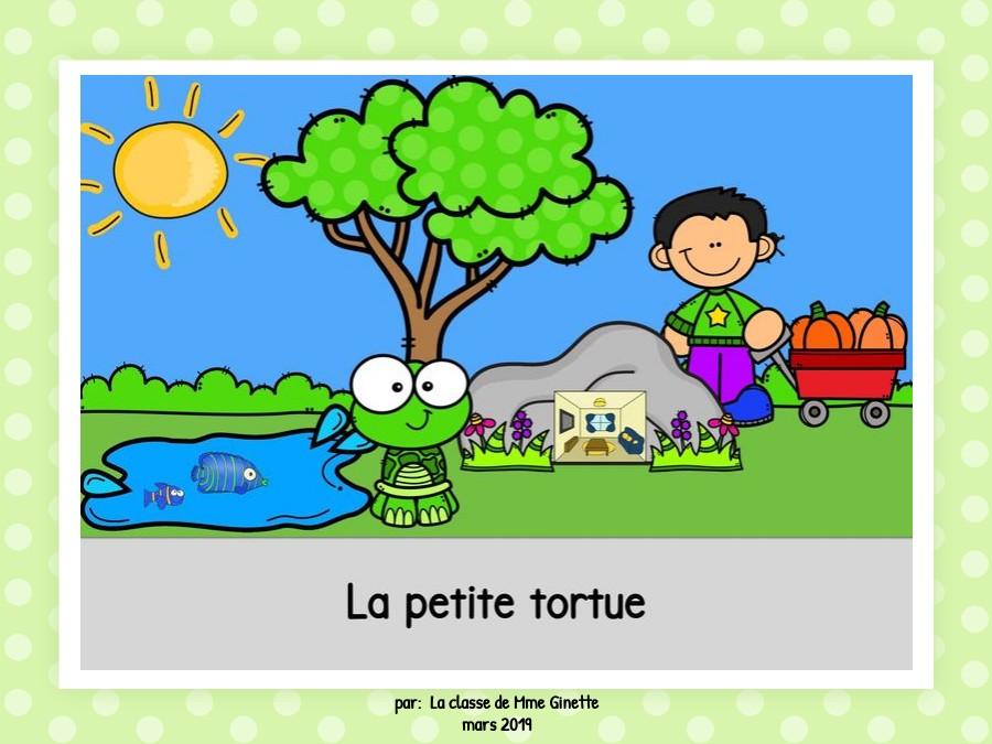 La petite tortue
