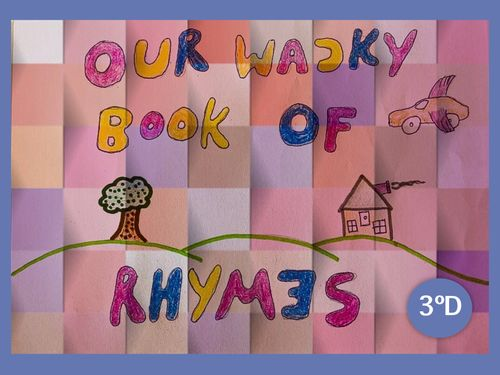Wacky Rhymes - 3D Primary