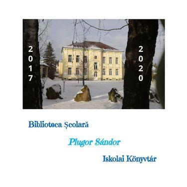 Plugor Sándor Iskolai Könyvtár