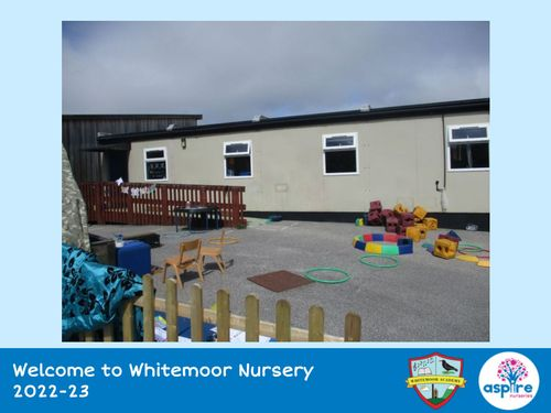 Aspire Nursery Starters 2021-22