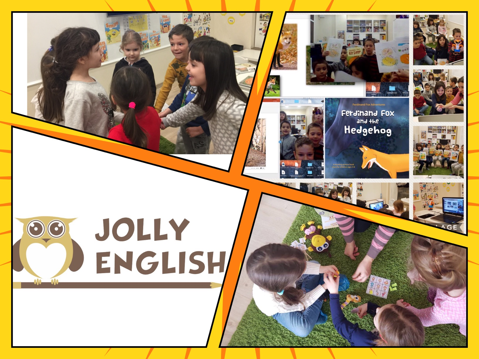 Jolly English_book