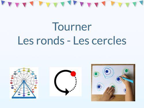 Les ronds les cercles