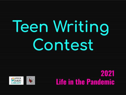 Teen Writing Contest 2021