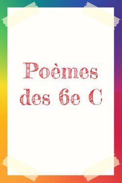 Poèmes 6eC