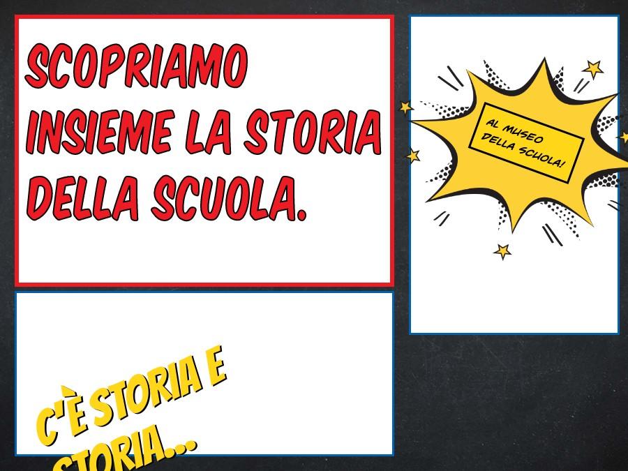 Tutti al museo della scuola di Castelnuovo!