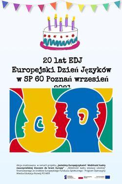 Europejski Dzień Języków SP 60 Poznań