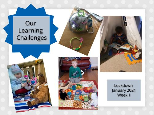 Our Learning Challenges 2021