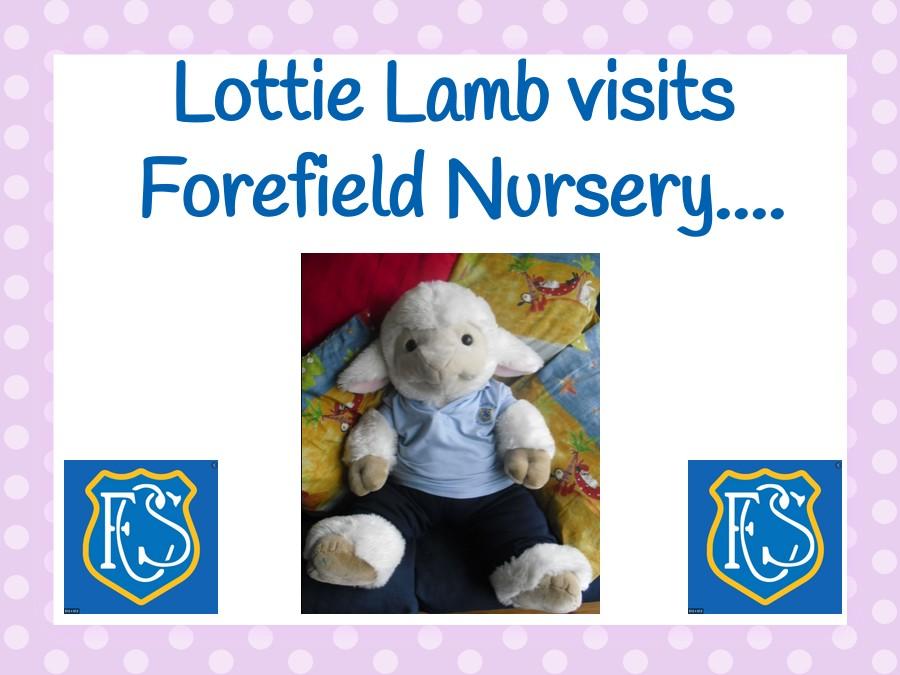 Lottie Lamb visits Forefield Nursery