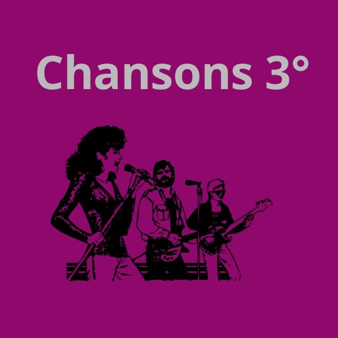 3° Chansons 2020